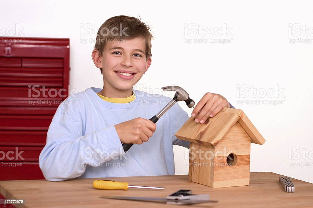 I Can Build It royalty-free stock photo