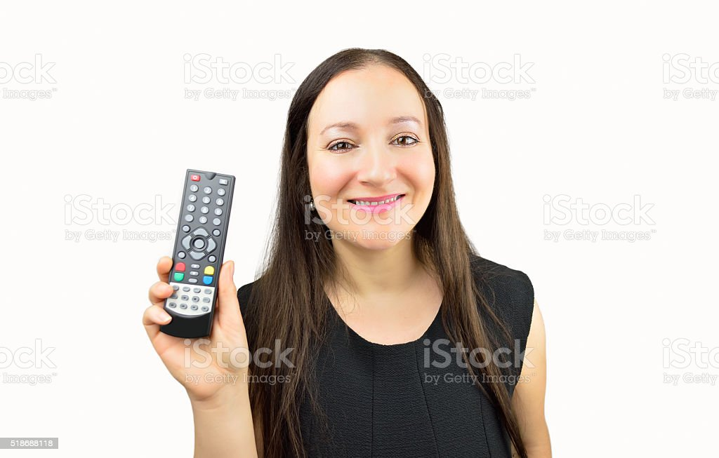 I can choose my favourite channel stock photo