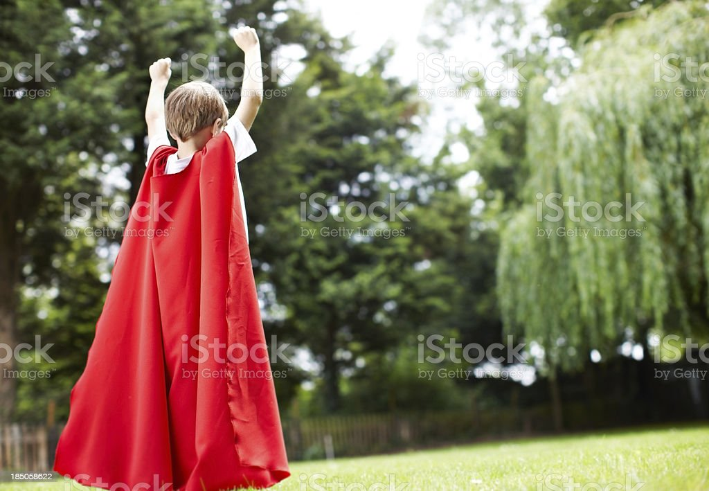 I can fly! royalty-free stock photo