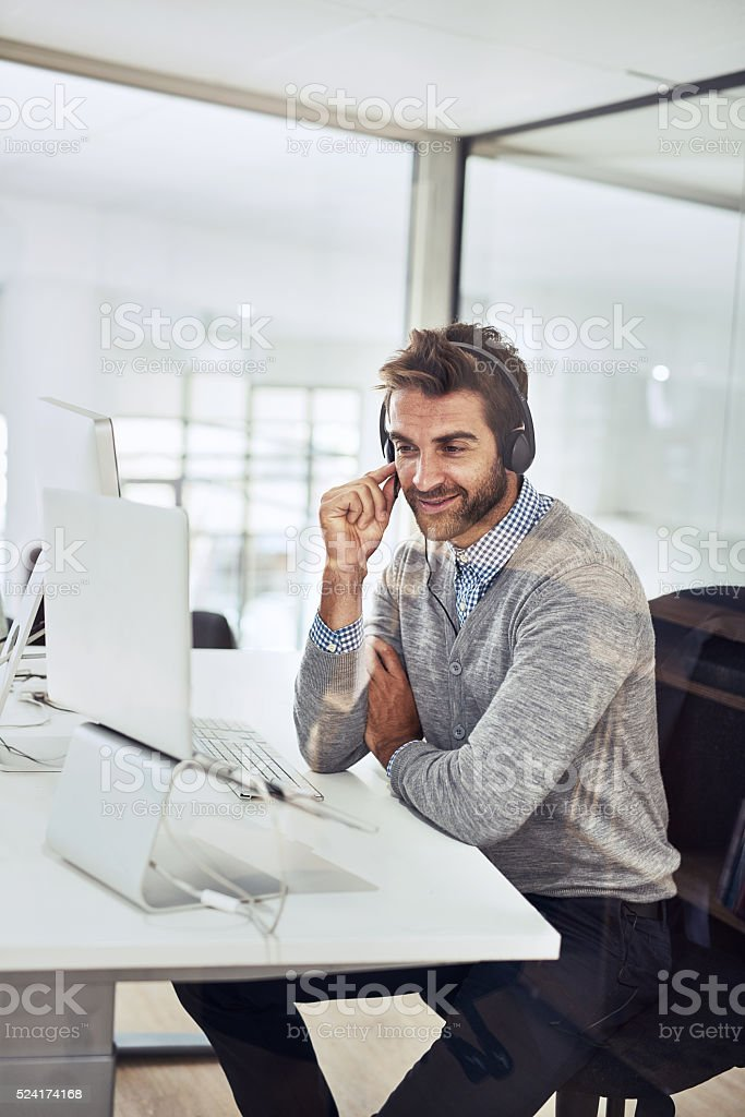 I can help you with that right away... stock photo