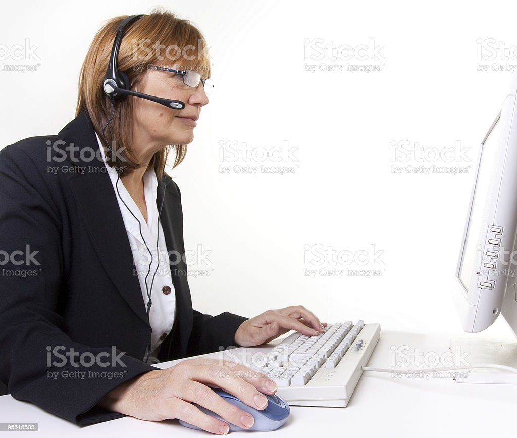 Can I help royalty-free stock photo