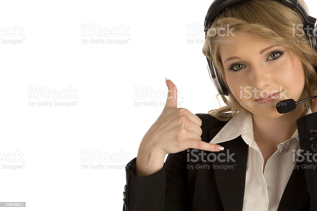 Can I help you? royalty-free stock photo