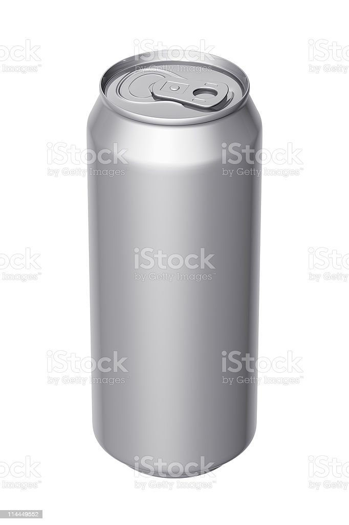 Can of beer royalty-free stock photo
