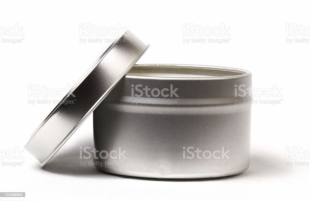 can of.... royalty-free stock photo
