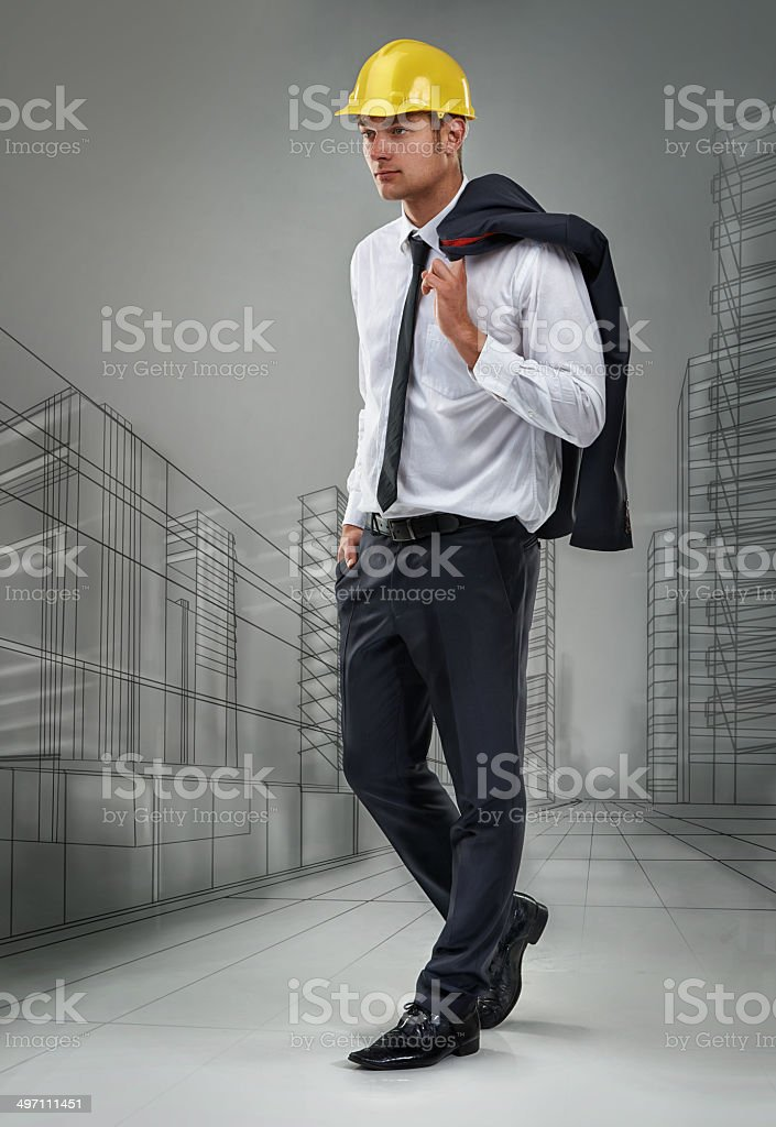 I can see it already... royalty-free stock photo