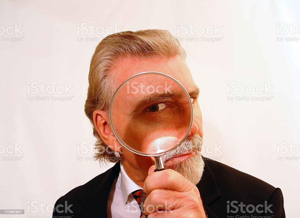 I can see you! royalty-free stock photo