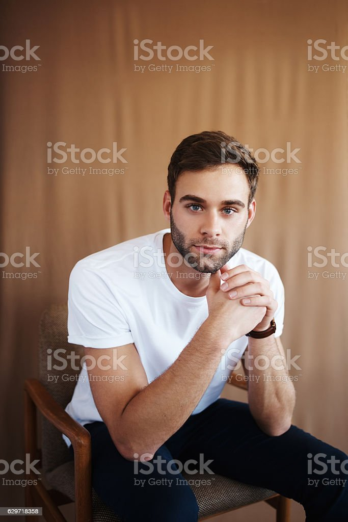 Can we get serious? stock photo