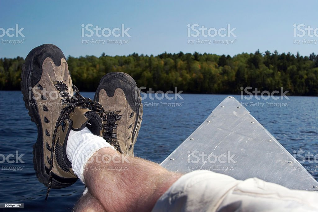 Can You Canoe? royalty-free stock photo