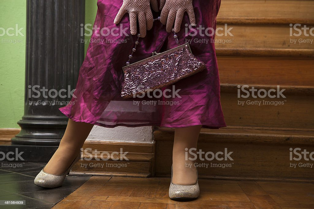 Can you dance with me royalty-free stock photo