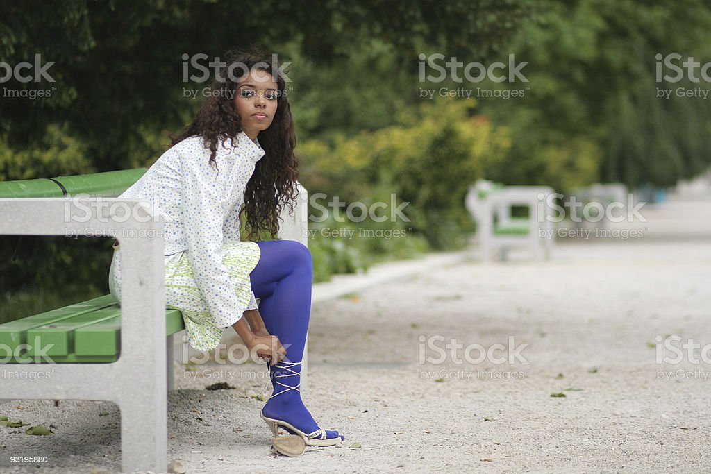Can you help? stock photo