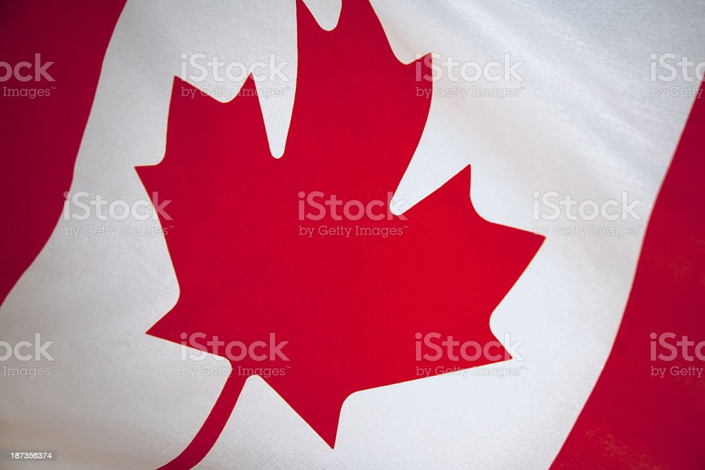 Canada Flag royalty-free stock photo