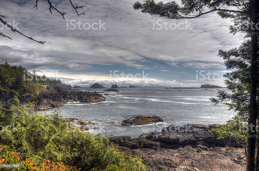 Canada Nature Collection - British Columbia - Vancouver Island stock photo