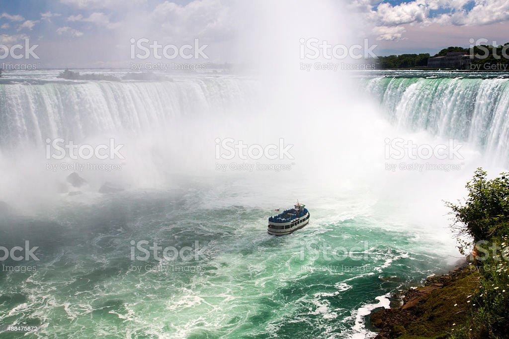 Canada - Niagara Falls stock photo