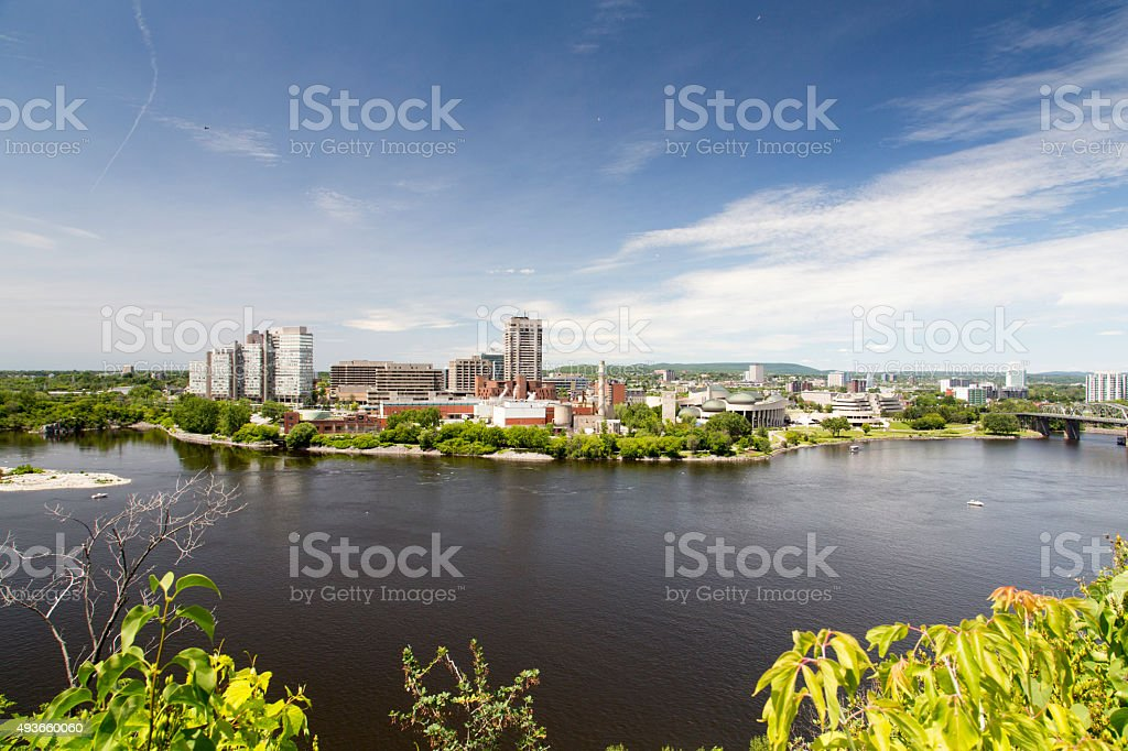 Canada - Ottawa stock photo