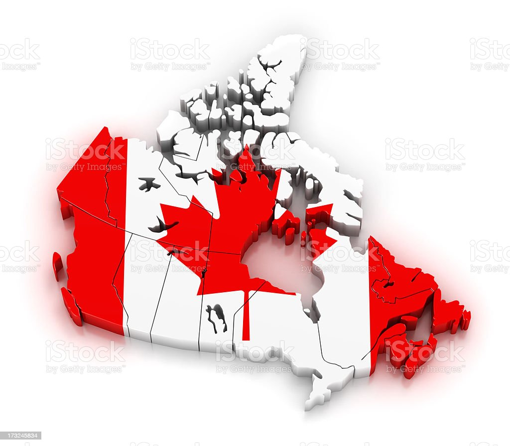 Canada royalty-free stock photo
