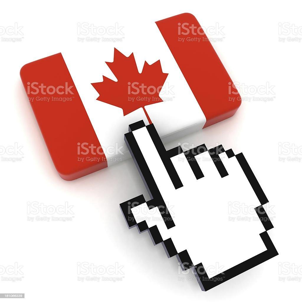 Canada Technology stock photo