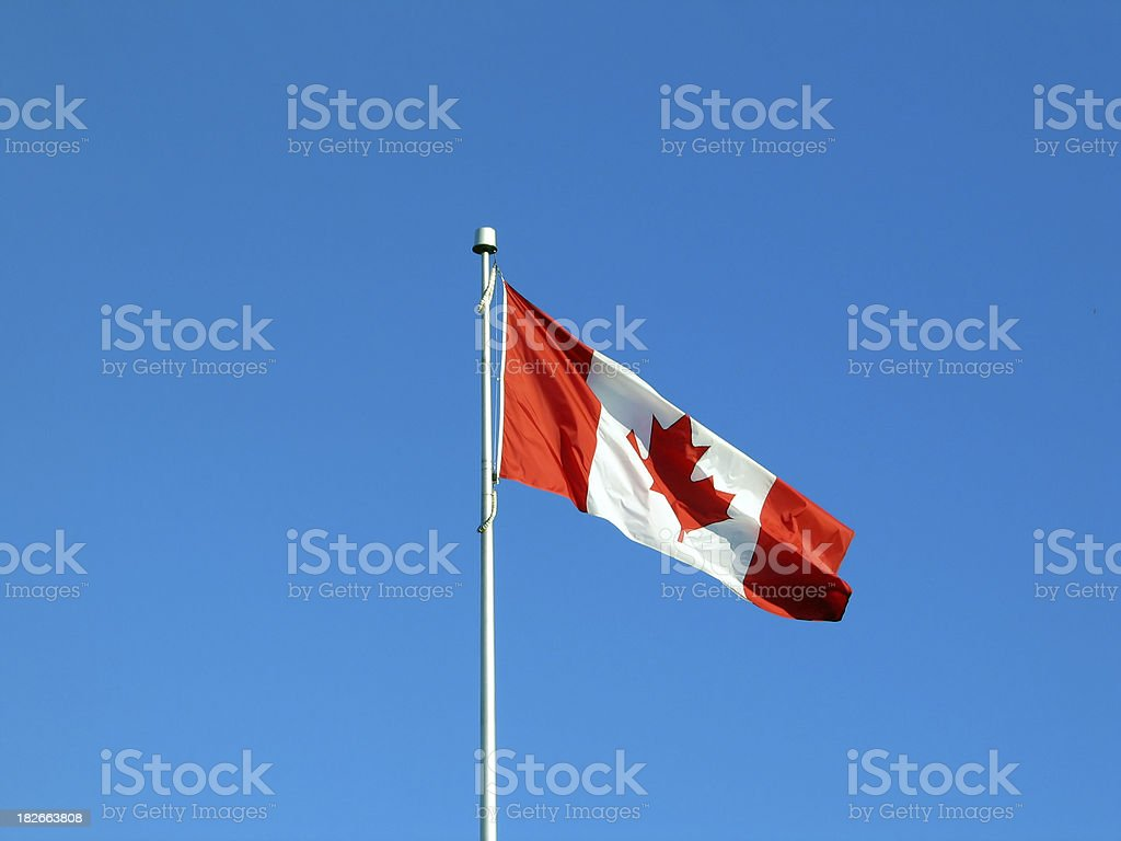 Canadian eh royalty-free stock photo