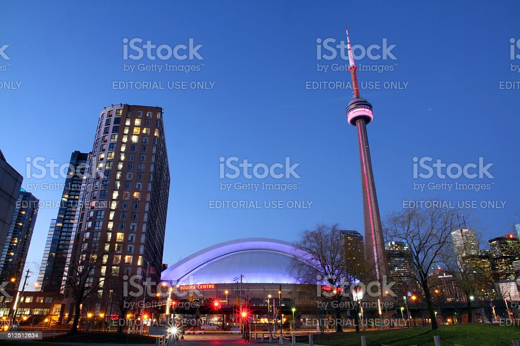 Canadian Icons stock photo