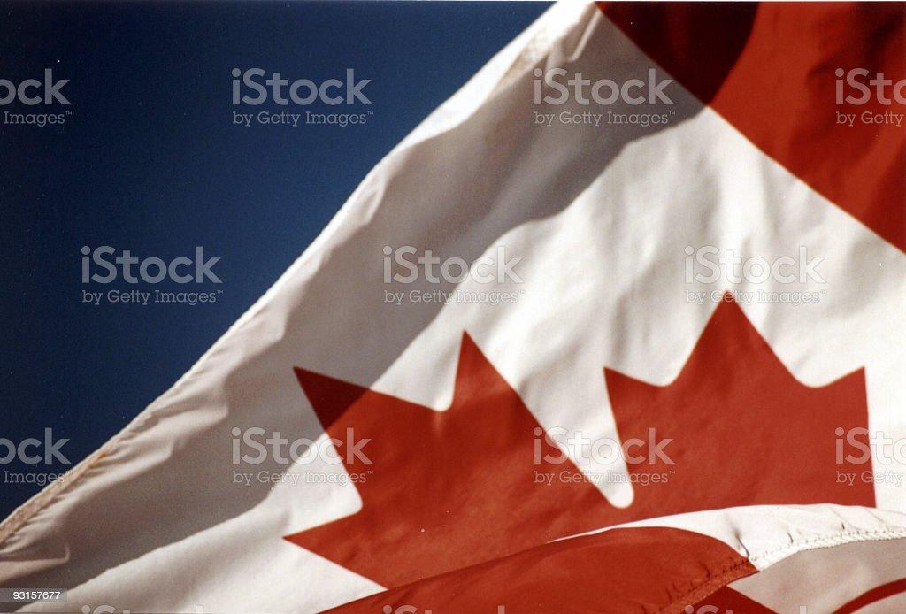 I AM Canadian! royalty-free stock photo