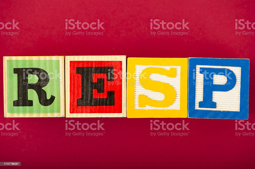 Canadian RESP stock photo