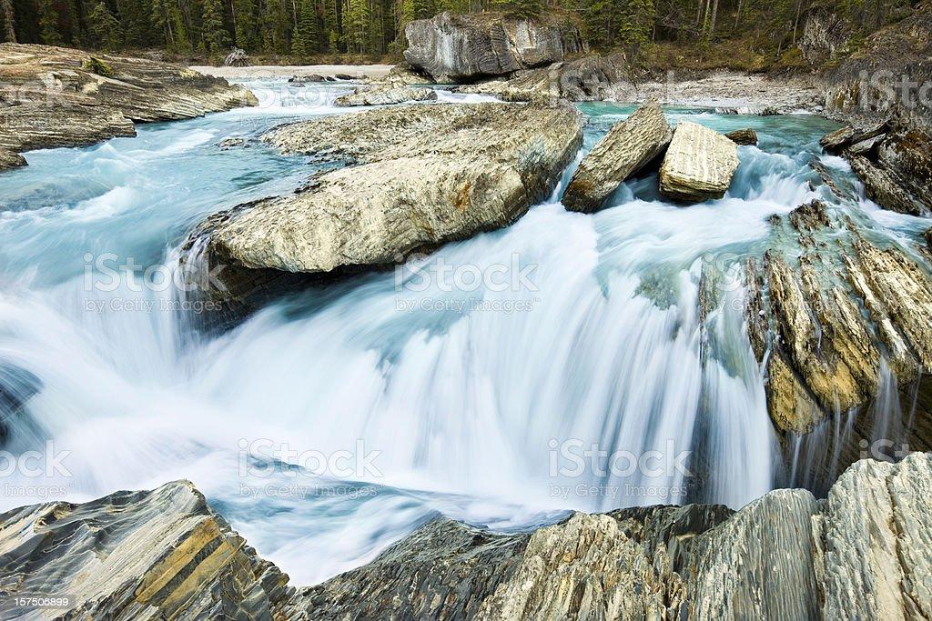 Canadian Rockies, Yoho National Park stock photo