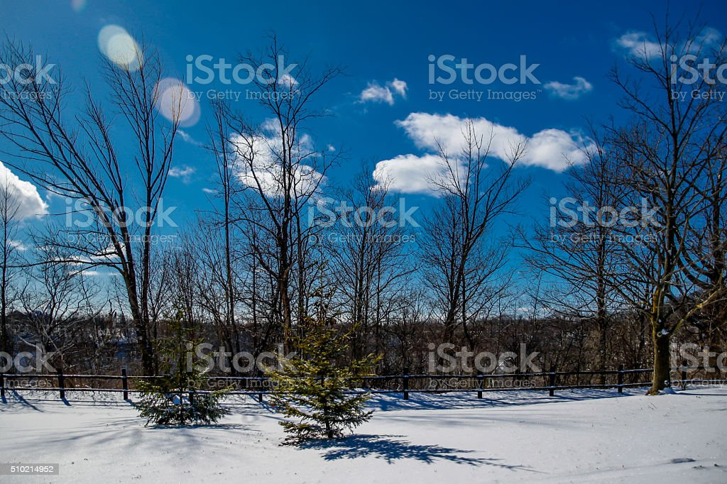 canadian side stock photo