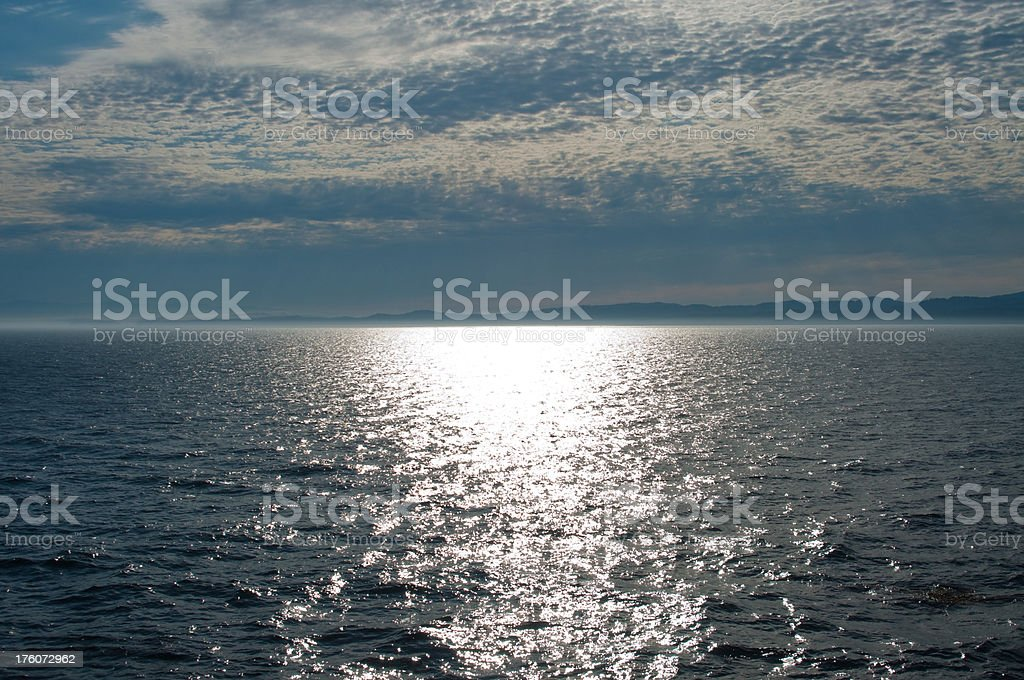 Canadian Waters stock photo