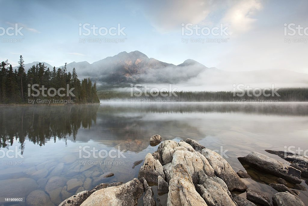 Canadian Wilderness stock photo