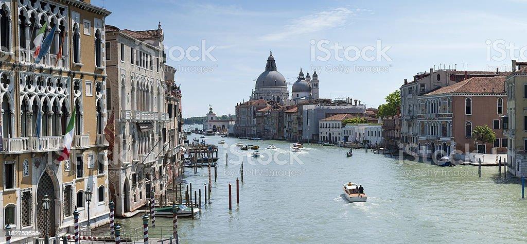 Canal Grande (Venice) royalty-free stock photo