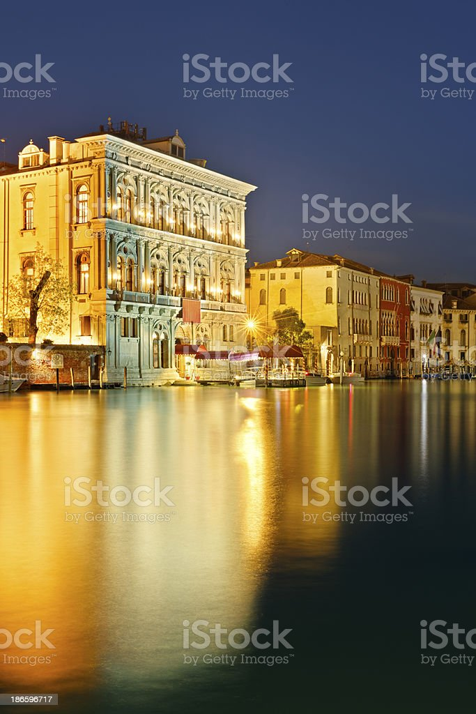 Canal Grande (Venezia) stock photo