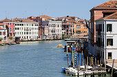 Canal Grande view, Venice