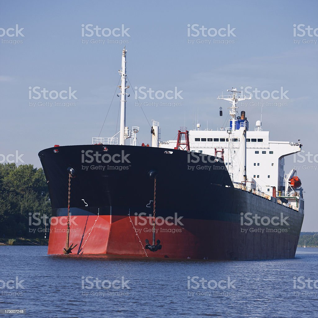 Canal Passage royalty-free stock photo