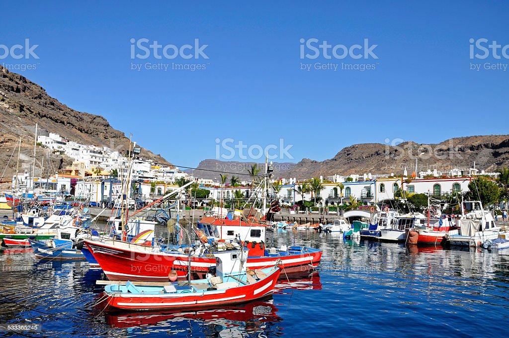 Canarian Islands, Spain stock photo