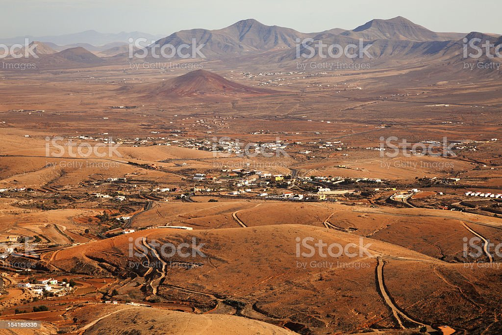 Canary Islands stock photo