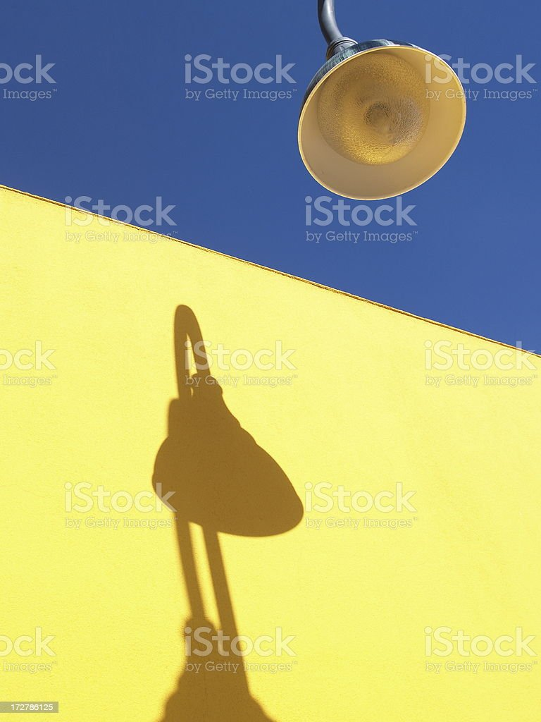 Canary Yellow stock photo