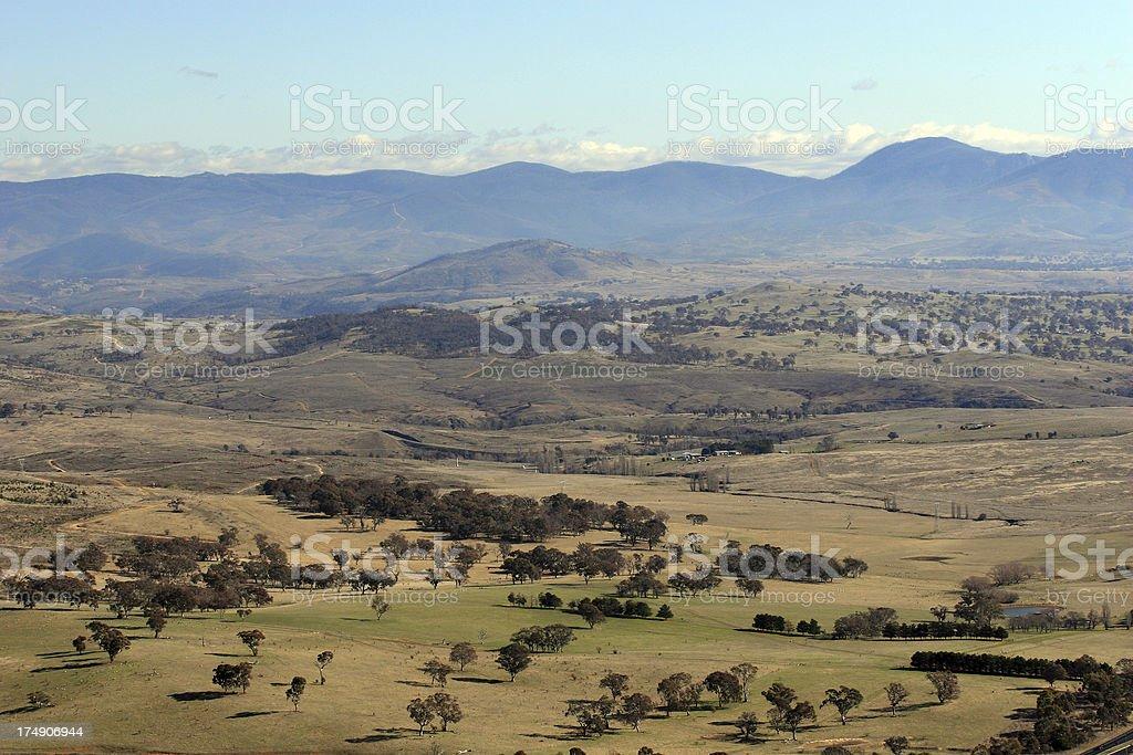 Canberra stock photo