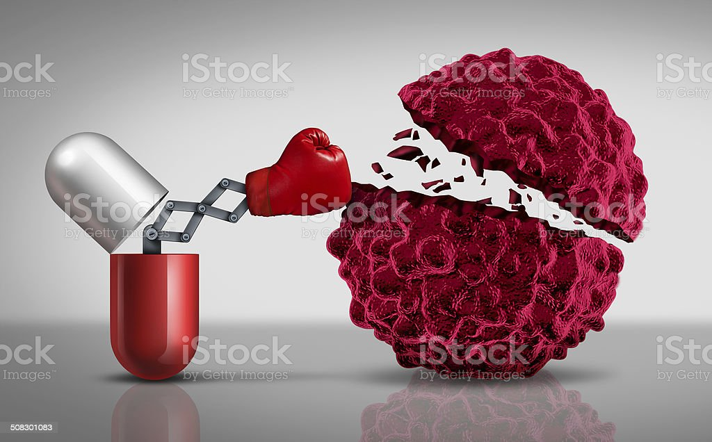 Cancer Drugs stock photo