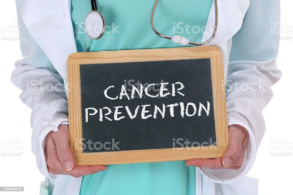 Cancer prevention screening check-up disease ill illness healthy stock photo
