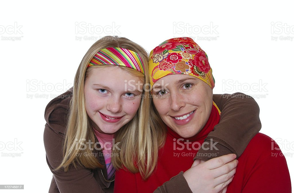 Cancer Support royalty-free stock photo