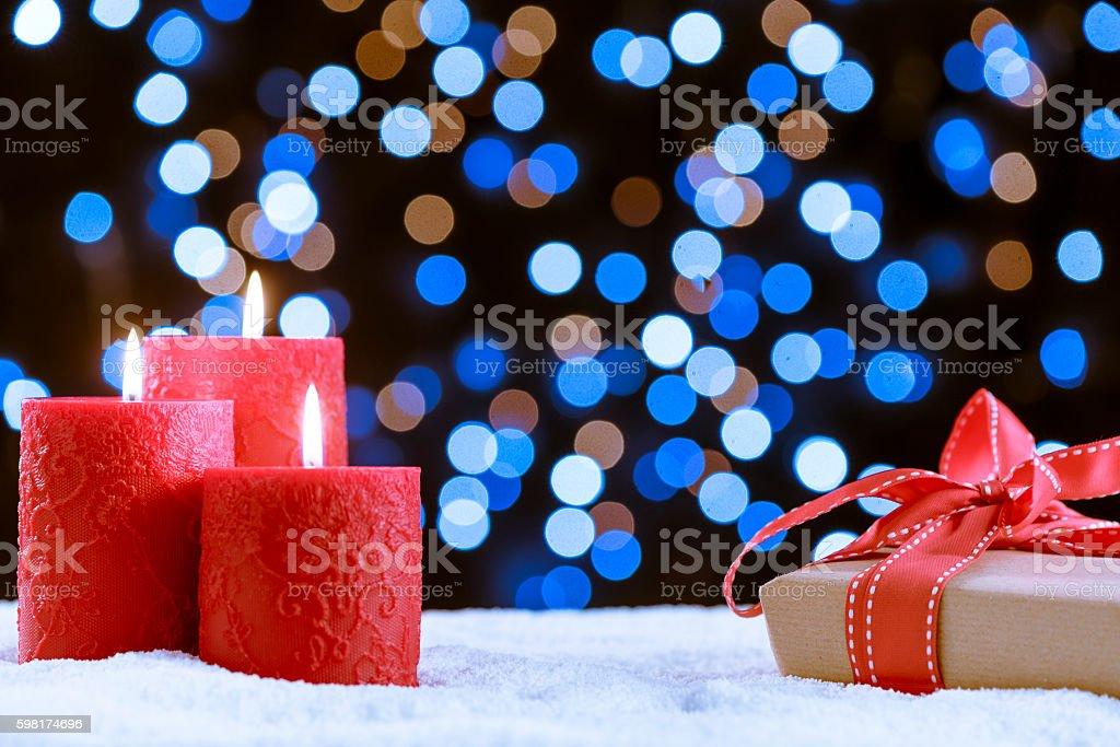 fotografía de navidad