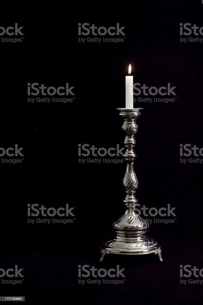 Candle Stick royalty-free stock photo