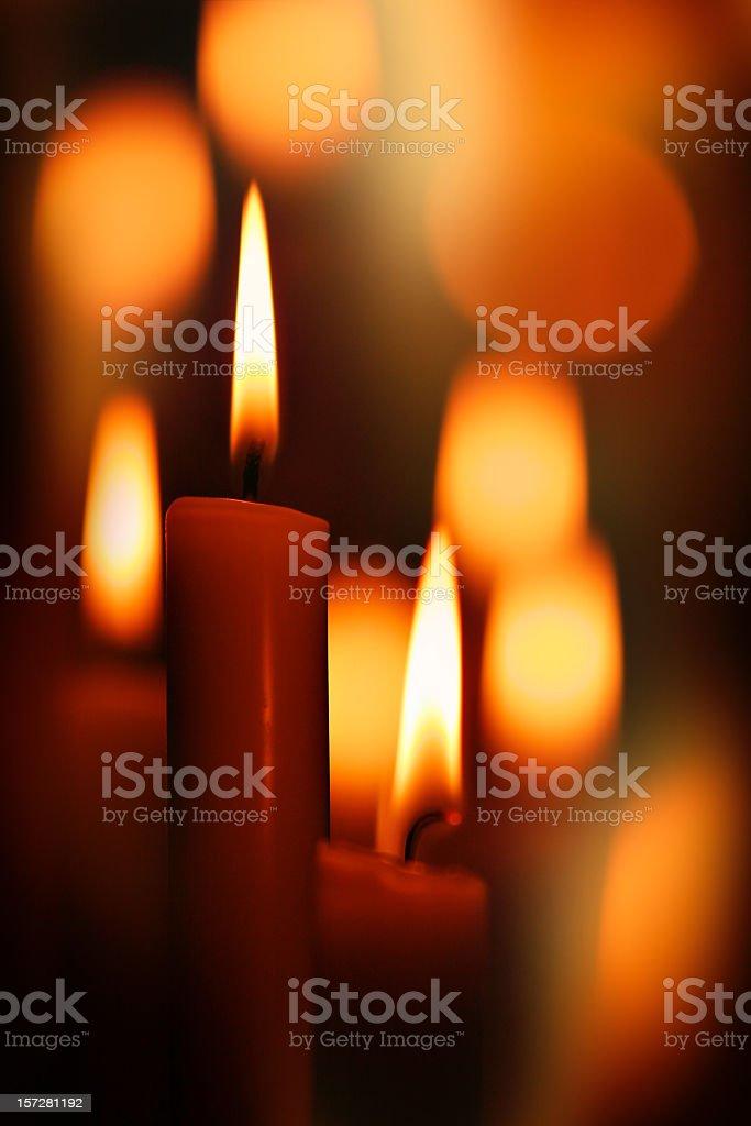 Candles I royalty-free stock photo