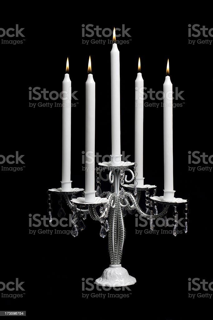 Candlestick royalty-free stock photo