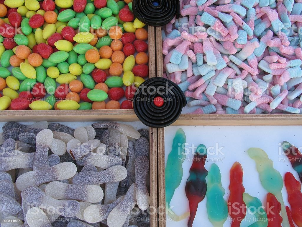 Candy 3 royalty-free stock photo