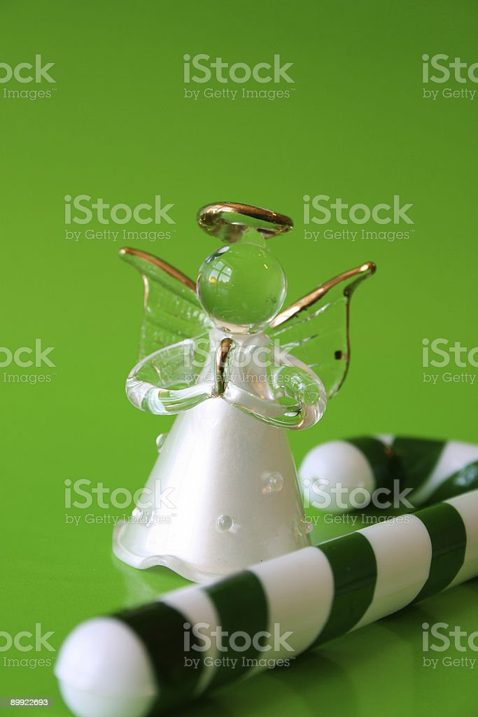 Candy Angel royalty-free stock photo
