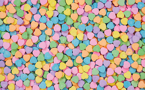 Candy Heart Pictures, Images and Stock Photos - iStock
