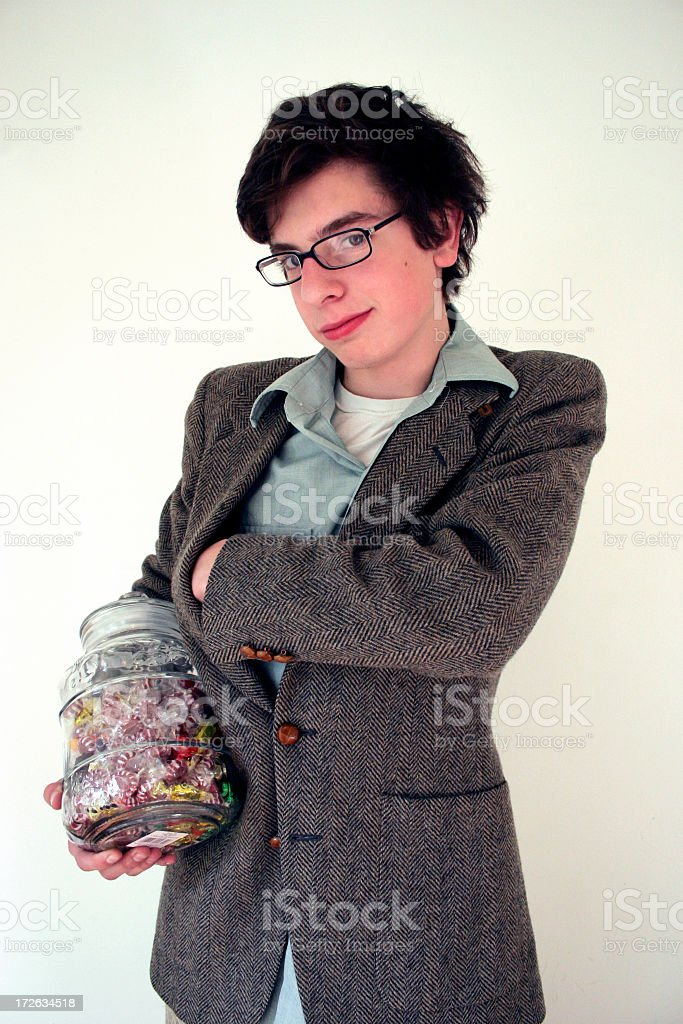 Candy Man royalty-free stock photo
