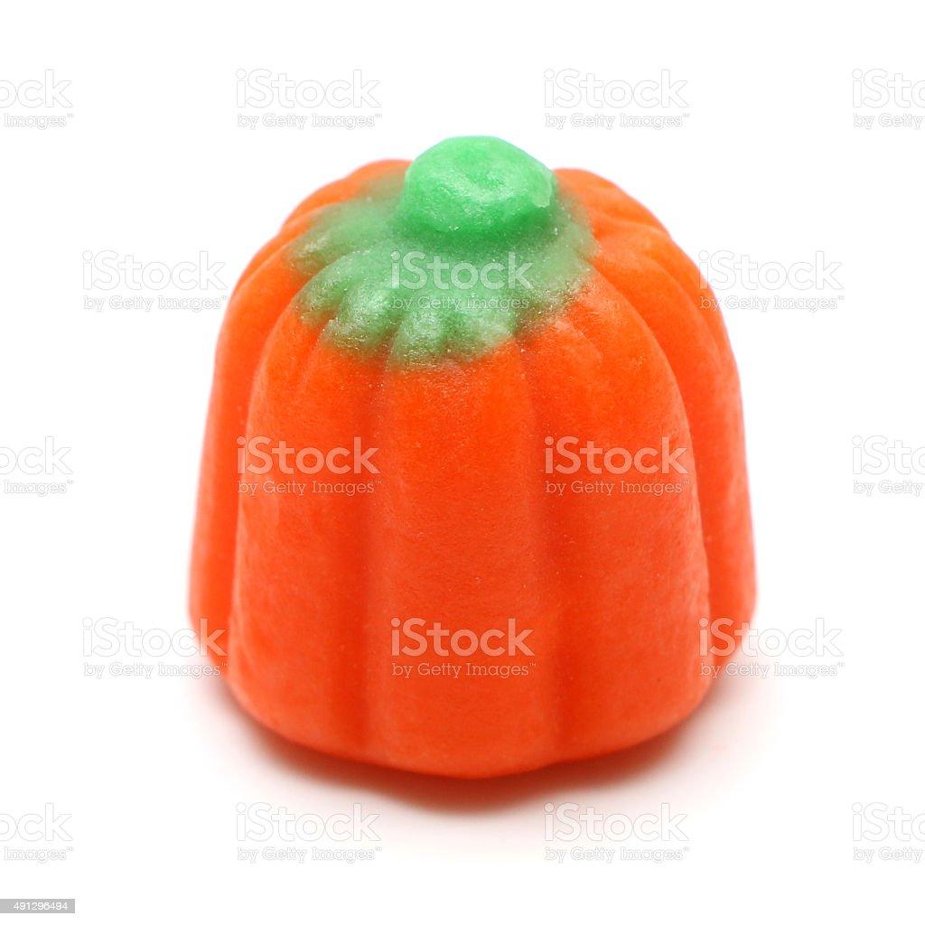 Candy Pumpkins stock photo