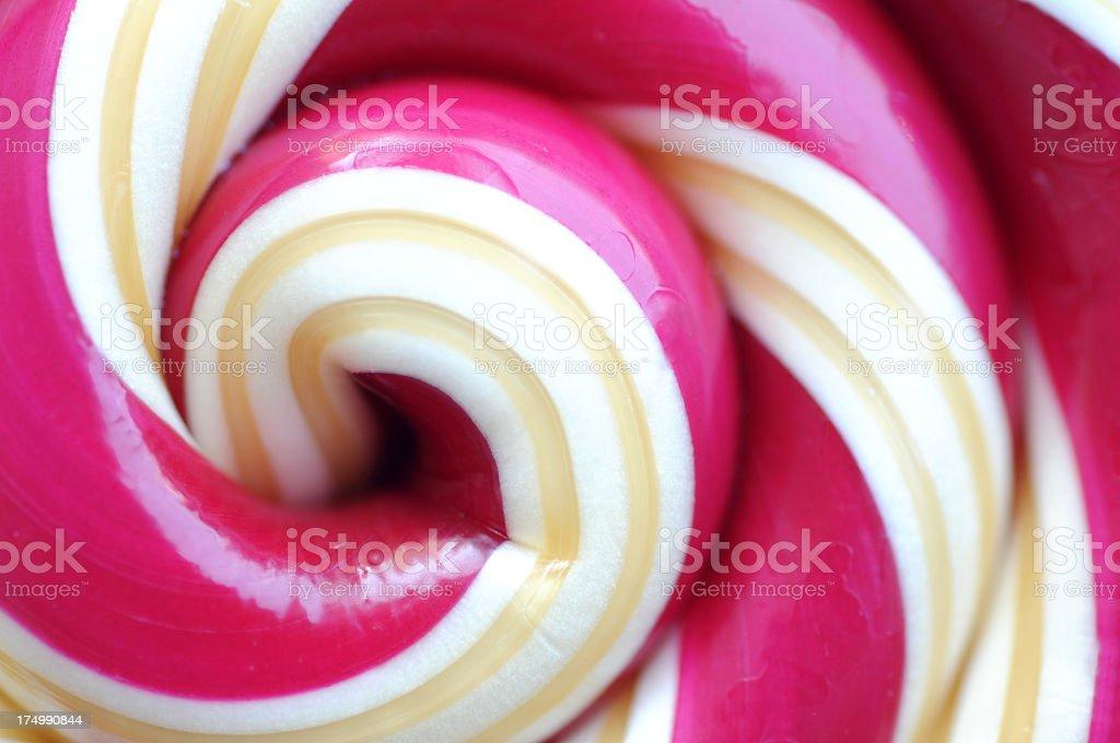 Candy Swirl stock photo