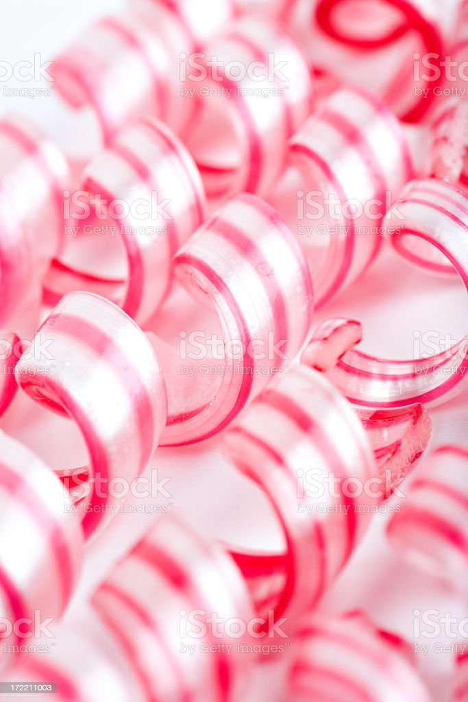 Candy swirls royalty-free stock photo